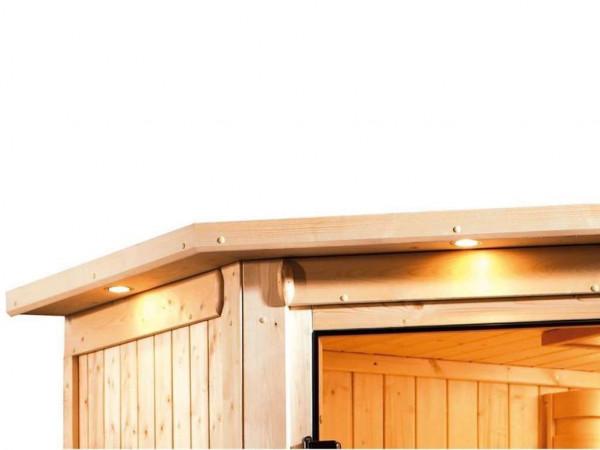 Dachkranz für Sauna Sinai 3