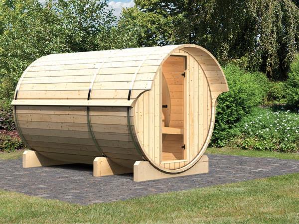 Saunafass Fass-Sauna 3