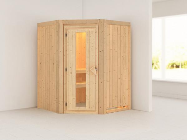 Sauna Systemsauna Nanja Energiespartür