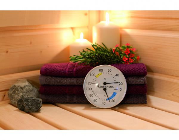Klimamesser für Saunen